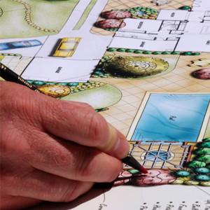 Diseño de paisajes, diseño de paisajismo